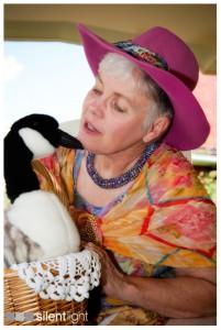 Marjorie Shaefer as Mother Goose